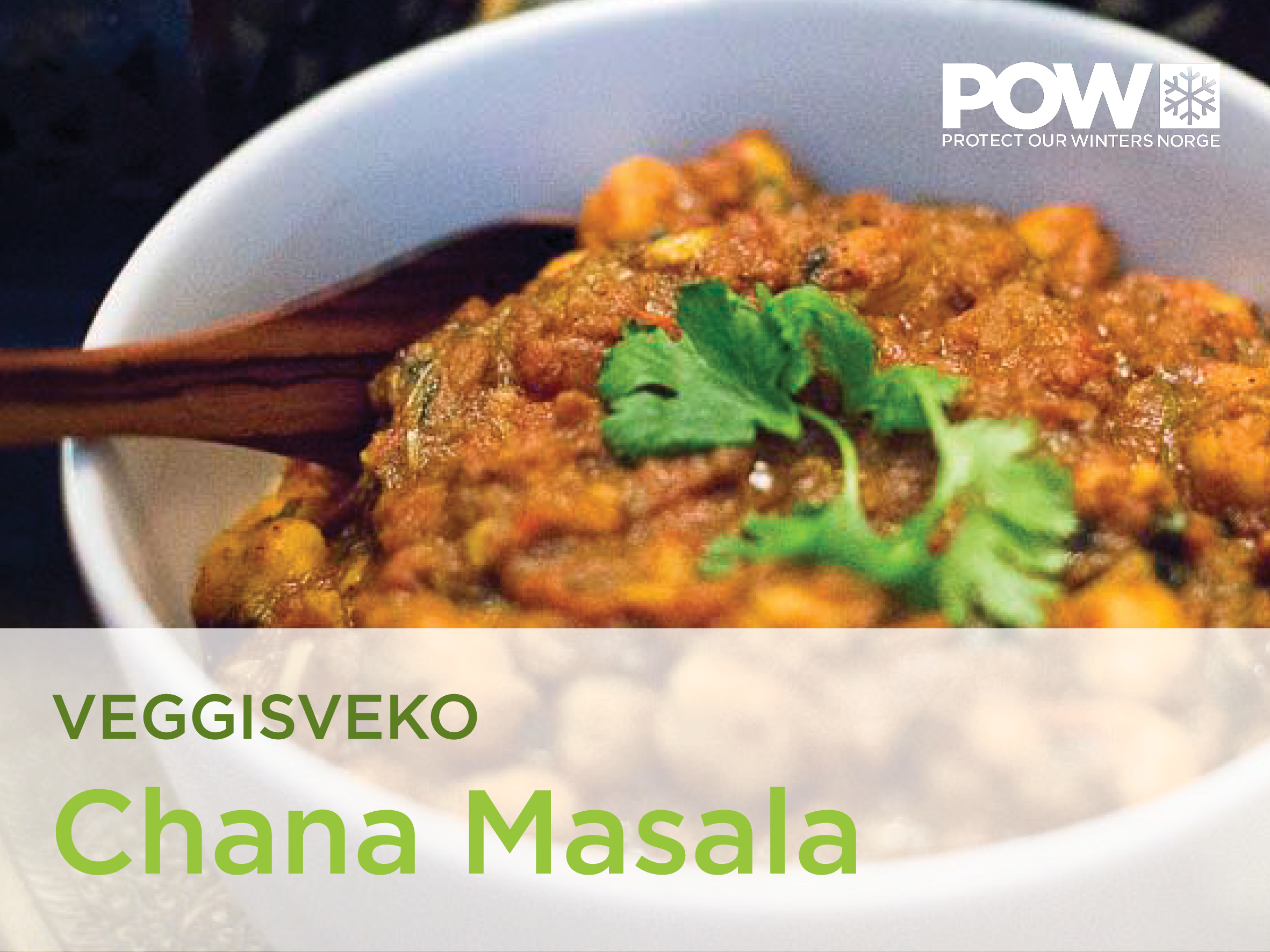 Veggisveko dag #2: Chana Masala