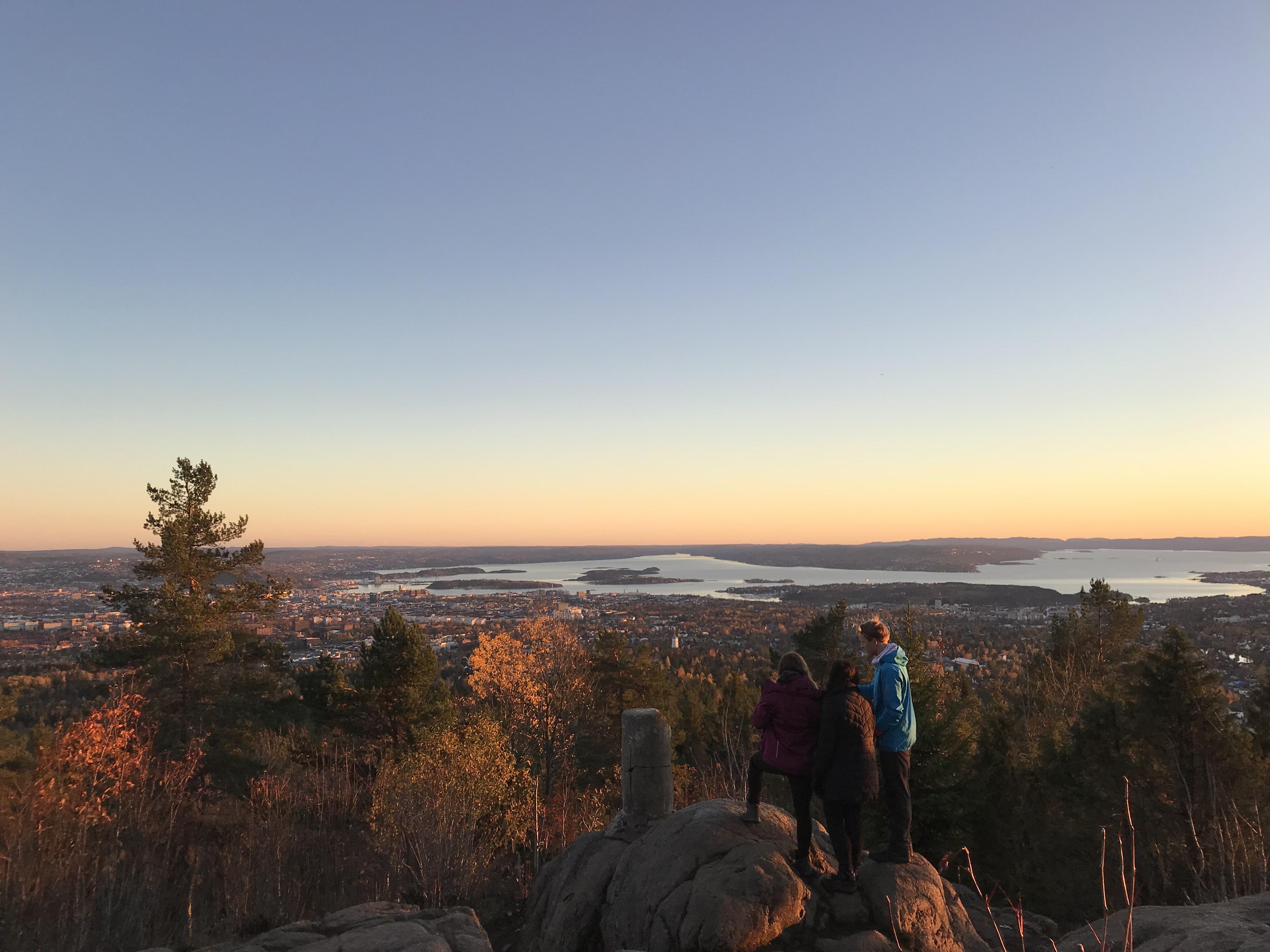 Vandring for klima – Oslo og Bergen